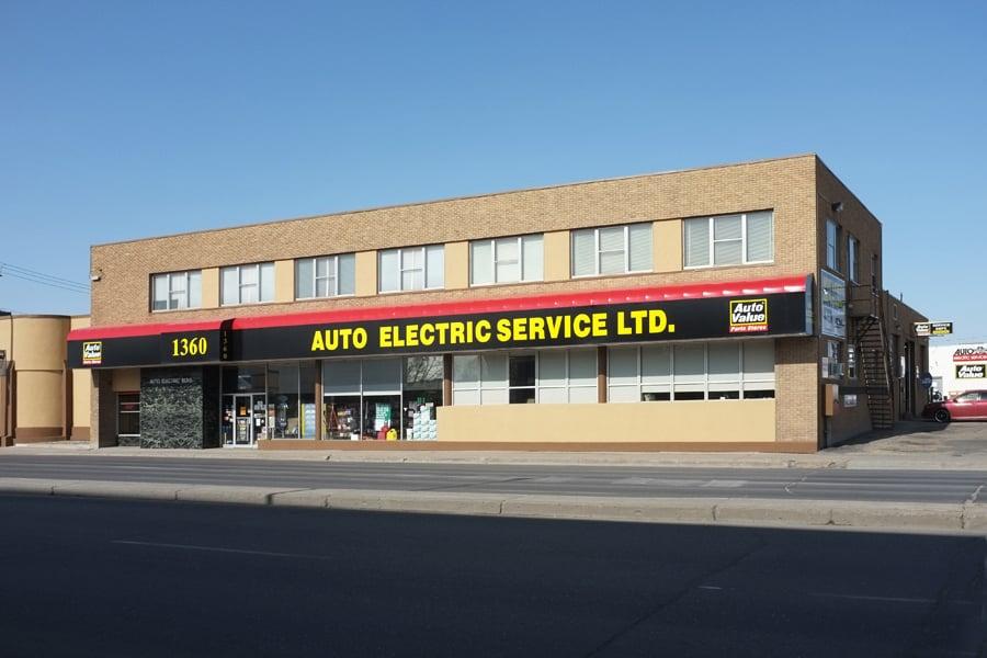 Auto Electric Service Service Department