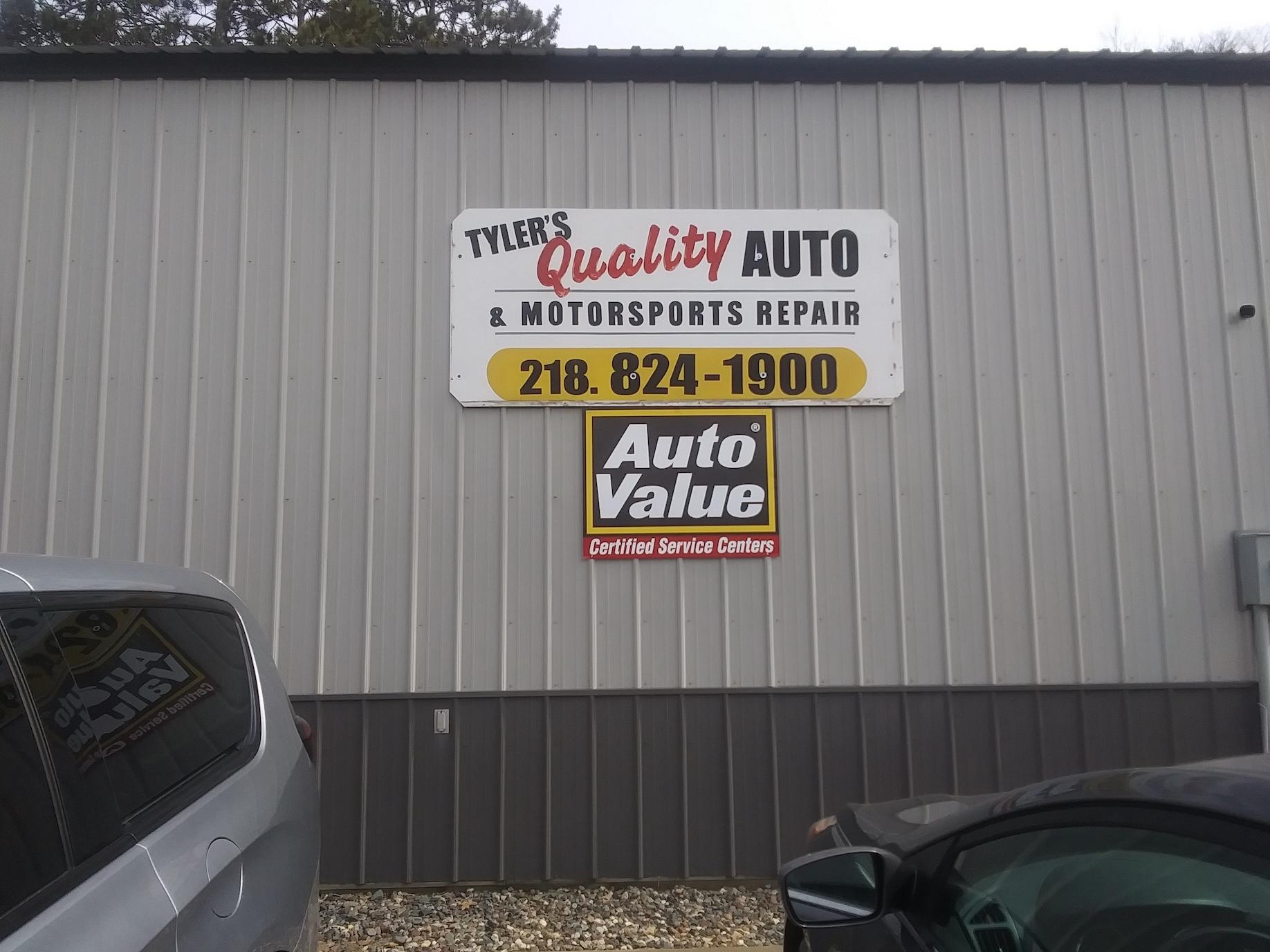 Tyler's Quality Auto