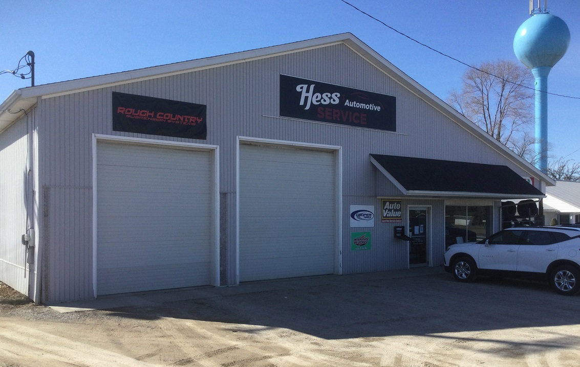 Hess Automotive