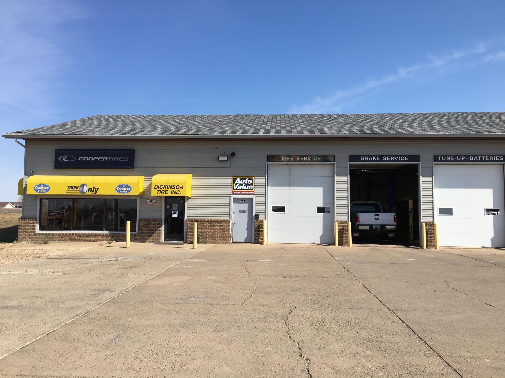 Dickinson Tire & Auto Center