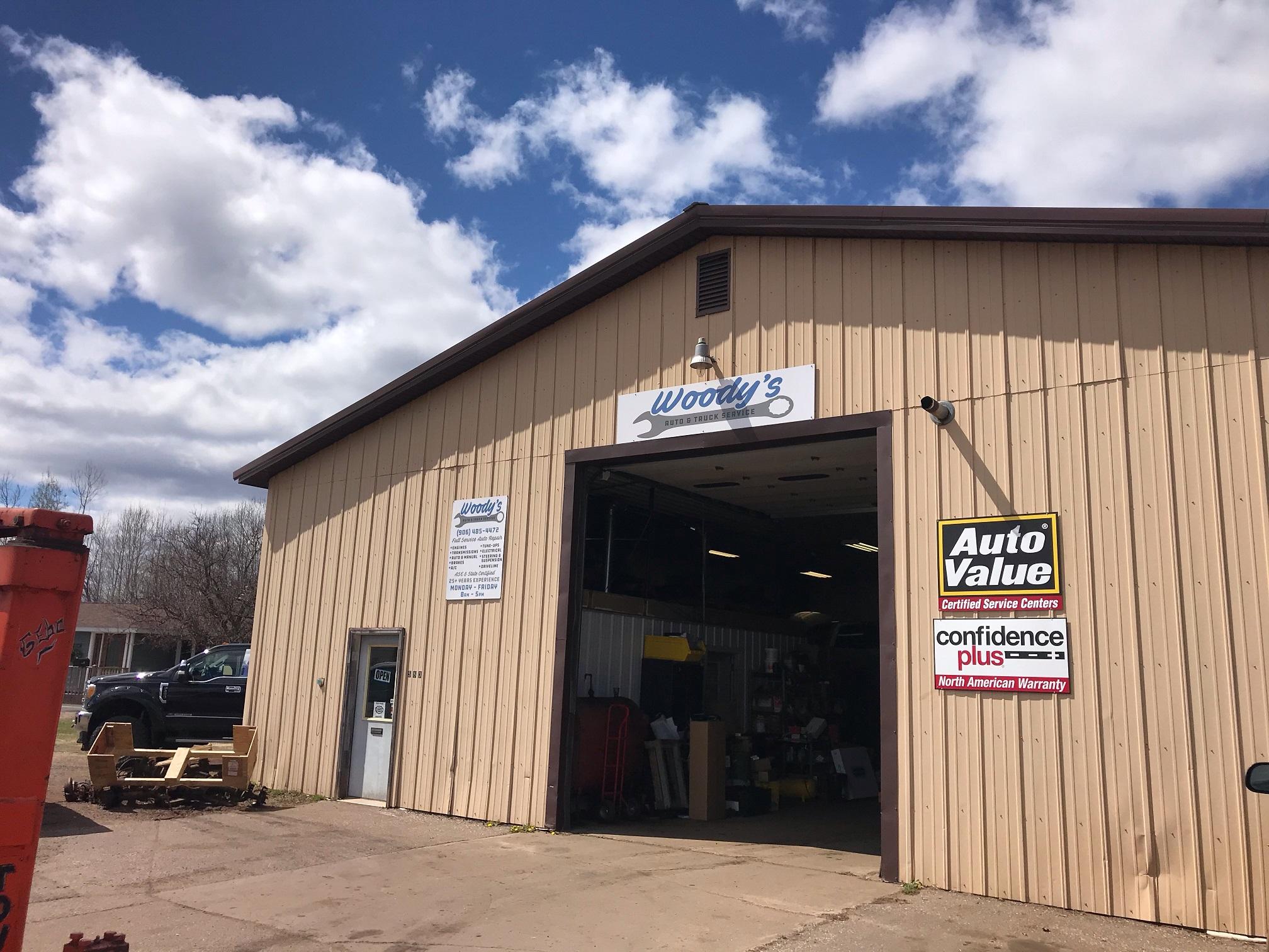 Woody's Auto & Truck Repair