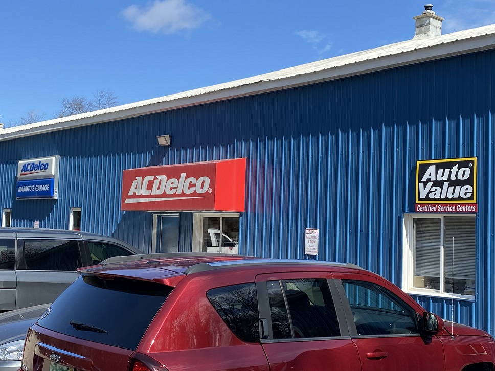 Mabrito's Garage