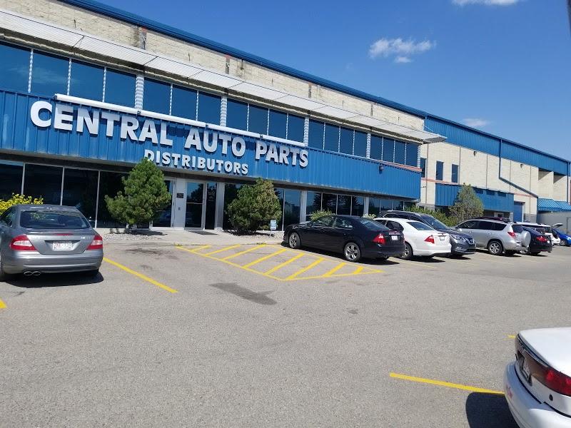 Central Auto Parts